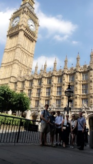 Youth Council House of Commons Visit