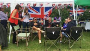 Queens 90th Party Clent