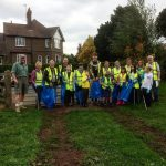 Litter Pick, 14th October